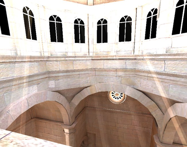 Babelx3d site - Suporting VRML/x3D and newer 3D standards - Page 2 Cathedral
