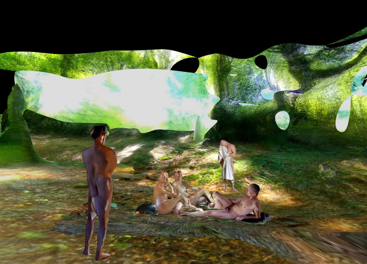 """Manet Edouard, """"Le déjeuner sur l'herbe"""" - Page 9 Manetnormal"""