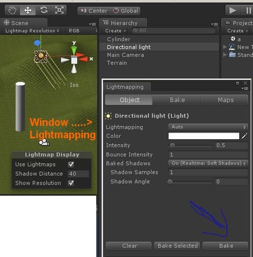 lihtmapping Lightmap2